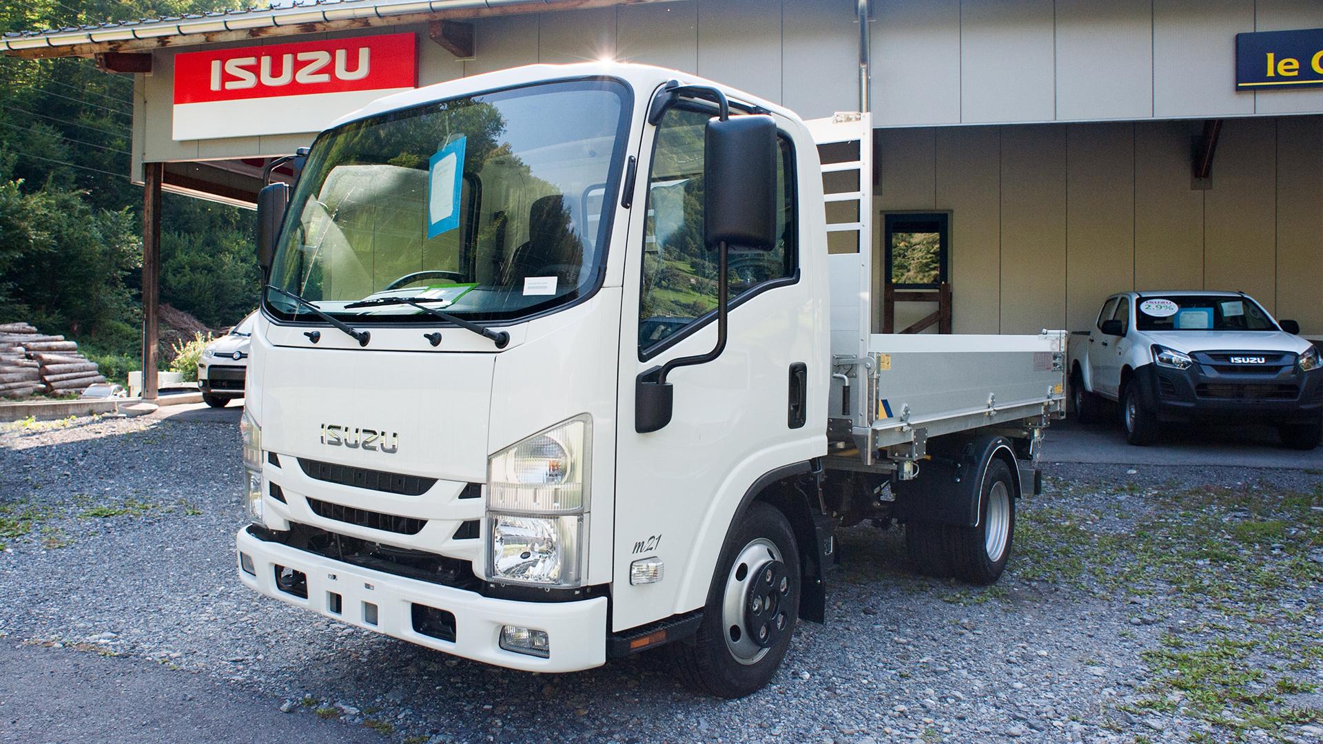 Wagen von ISUZU